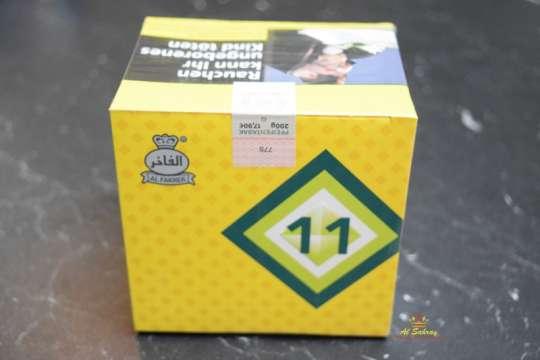 Al Fahker Tabak 200g Zitrone Minze