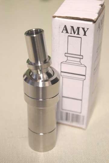 Amy Deluxe universal Schlauchadapter-Edelstahl