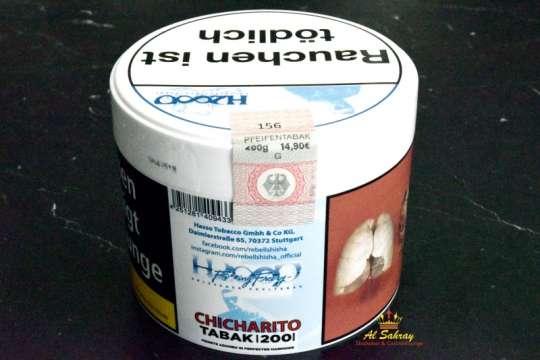 Hasso Tobacco CHICHARITO 200g