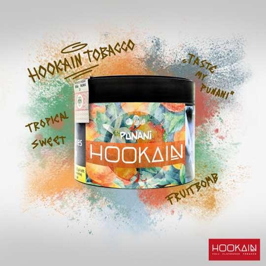 Hookain Shisha Tabak - Punani 200g