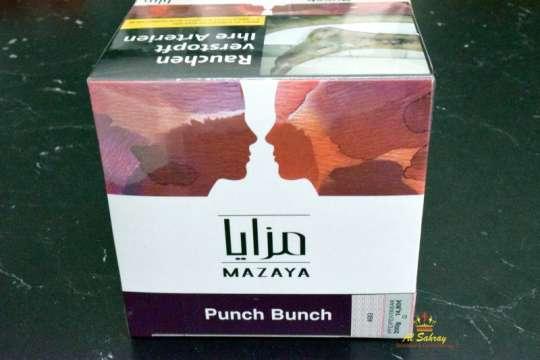 MAZAYA Punch Bunch 200g