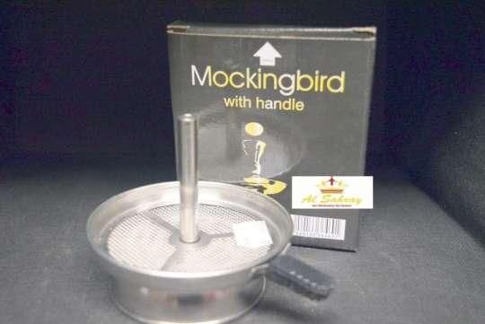 Mockingbird with handle Kaminaufsatz für Tonkopf