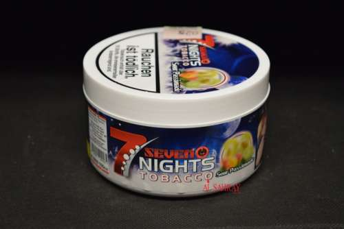Seven Nights Tabak Sour Passionade