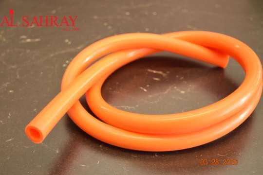 Silikonschlauch Orange ca. 150cm lang