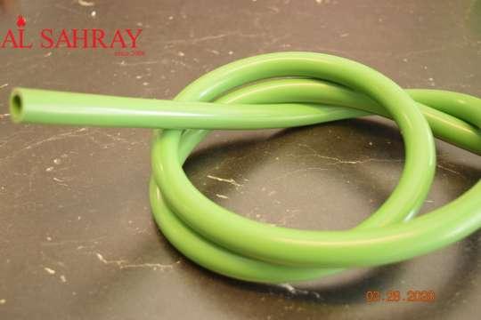 Silikonschlauch Grün ca.150cm lang