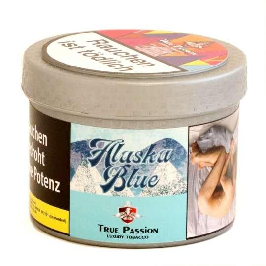 True Passion Tabak Alaska Blue 200g Shot extra bestellen !