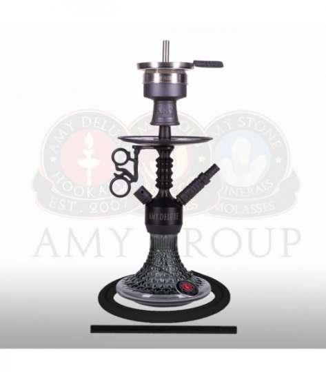 AMY Alu Antique Berry Mini 072.03 - black powder black