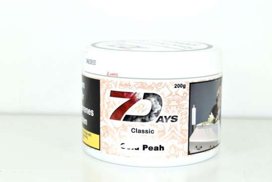 Seven Days Tabak 200g Col.Peach