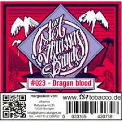 187 Tabak #023 Dragon Blood 200g