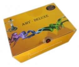 AMY Deluxe Kohle 40 mm - 100 Kohletabletten
