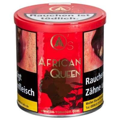 African Queen Tabak  200g