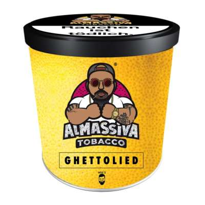 Al Massiva Tabak 200g - Ghettolied