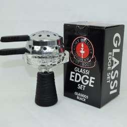 Amy Glassi Edge Set  Glasi005 Black