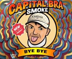 Capital Bra Smoke 200g - Bye Bye!!!!  Abverkauf !!!!!!