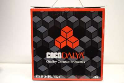 Coco Adalya  Quality Coconut Briguettes
