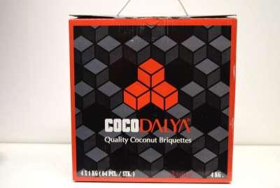 Coco Adalya  Quality Coconut Briguettes