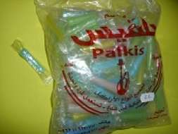 Hygienemundstück - innen - farbig - 4,3 cm - 100er Pack