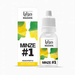 Mazaya Minze #1 5 ml Shot