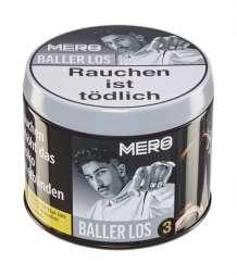 Mero Tabak - No. 3 Baller Los 200g