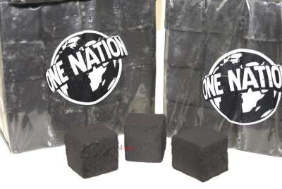 One Nation Shisha Kohle 4 Kg. in Gastro Pack