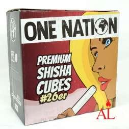 One Nation Premium Cubes # 26er