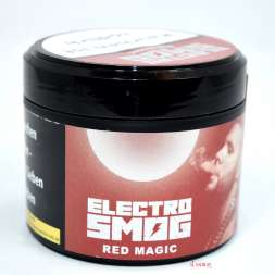 Fler Tabak Elektro Smog  Red Magic 200