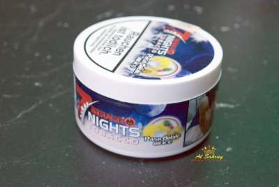 Seven Nights Tabak Pasodoble onice 200g