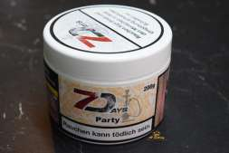 Seven Days Tabak Party 200g
