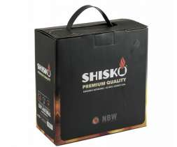 Shisko Premium Kohle für Shisha 4 kg Packung