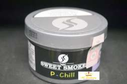 Sweet Smoke Tabak P Chill 200g