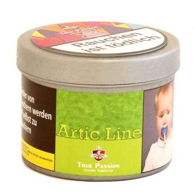 True Passion Tabak Artic Line 200g