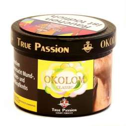 True Passion Tabak Okolom 200g Shot extra bestellen !