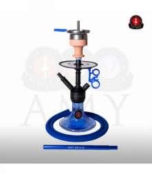 AMY Alu Jewel S 071.03 - black powder blue
