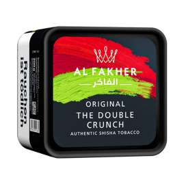 Al Fakher Tabak The Double Crunch 200g