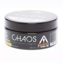 Chaos Tabak 200g 'WTF'   Mango-Maracuja-Vanille