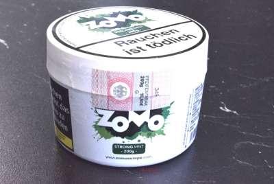 Zomo Tabak Strong MNT 200g